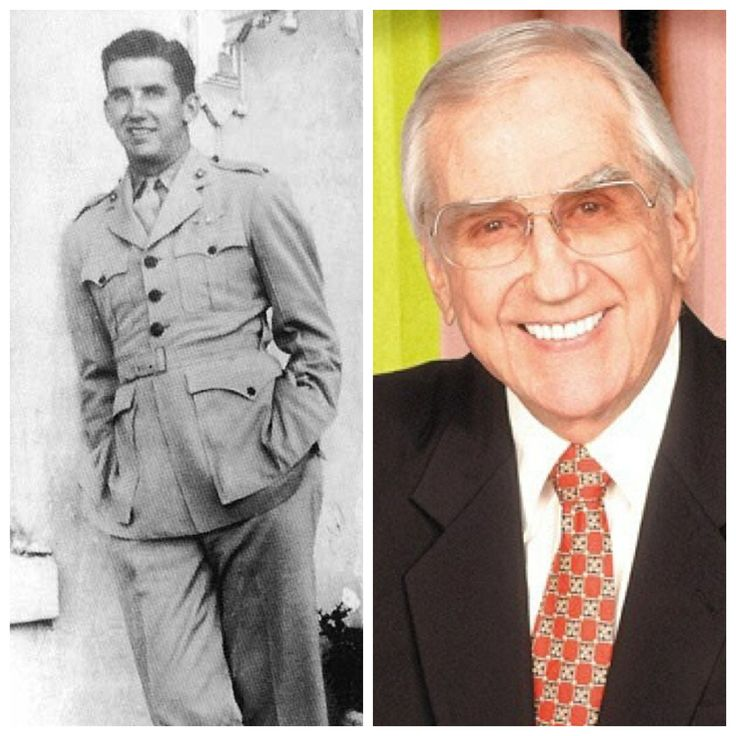 Ed McMahon-Marine Reserves-WW2-Korea-1941-66-flight instructor- flew 85 combat missions, earning 6 Air Medals in Korea.Colonel/state commission as Brigadier General (TV Host/Announcer/Johnny Carson's Sidekick)