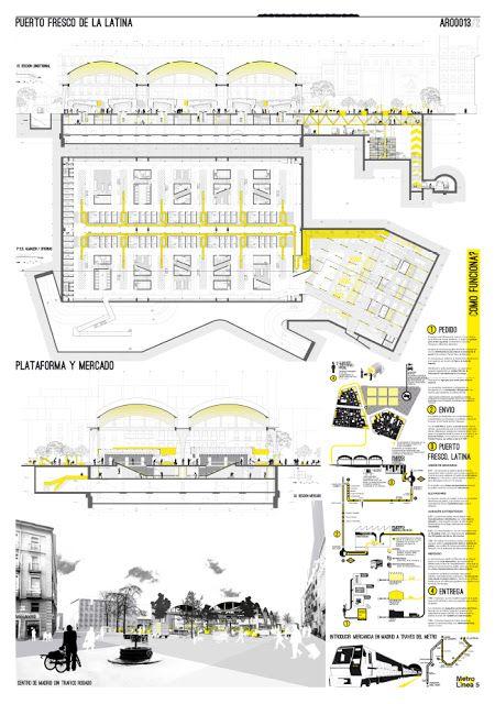Best Laminas De Arquitectura Images On Pinterest