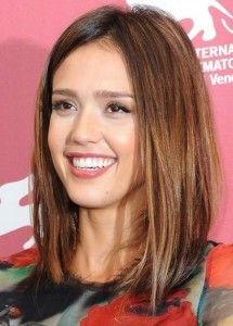 fine medium length hairstyles
