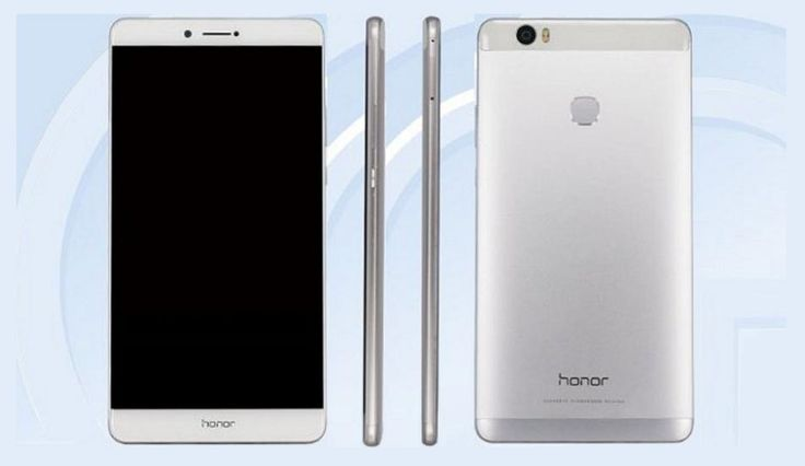 #Huawei #Honor #Note8 with 6.6 Inch Quad HD Display Teased - #HonorNote8