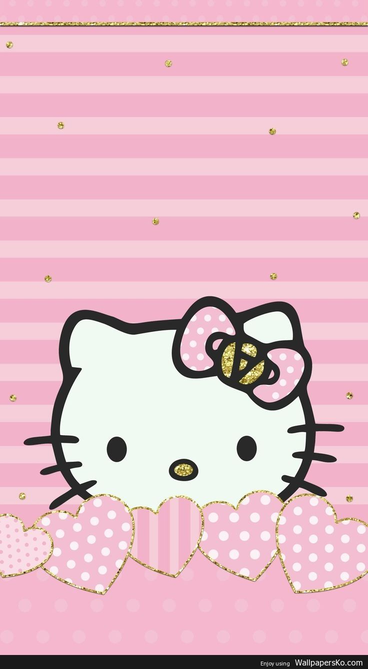 Hello Kitty Wallpaper Android Http Wallpapersko Com Hello