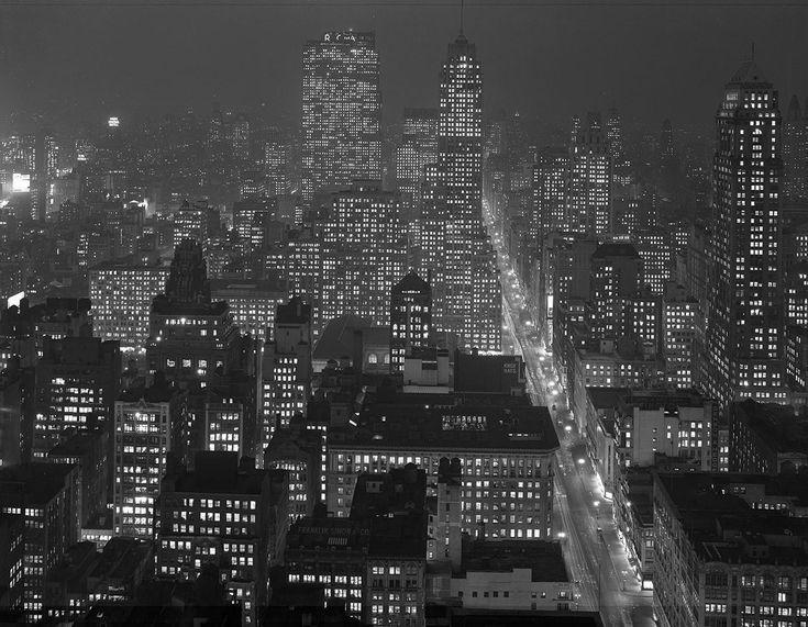 Todd Webb  Les années 50 à Manhattan
