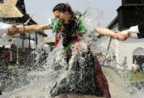 """""""Sibačka"""" No hay mucho agua, necesitamos más."""
