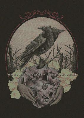 R E C T O P U S: Two-Headed Corvus  [  FOR SALE  ]