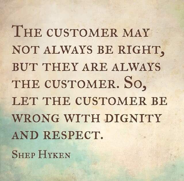 best 25 customer quotes ideas on pinterest