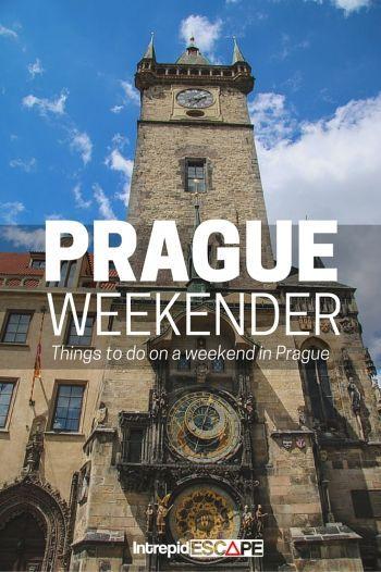 Prague Weekender: Things to do on a Weekend in Prague | Intrepid
