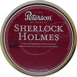 Peterson Sherlock Holmes Pipe Tobacco Tin