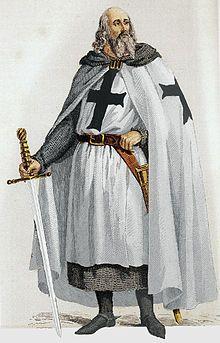 Jacques Bernard de Molay (hacia 1240 a 1244, † 18 de marzo de 1314). Noble franco y último Gran Maestre de la Orden del Temple. En 1293, figura con el título de Gran Maestre tras la muerte de Thibaud Gaudin el 16 de abril de 1292. Así se convirtió en el 23° y último Gran Maestre. Organizó entre 1293 y 1305 múltiples expediciones contra los musulmanes y logró entrar en Jerusalén en 1298.