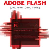 Online Adobe Flash Course is a 2 months short-term course which will give in-depth understanding for flash framework, exploring web technologies, basic drawing and animating tools in Flash, mastering such critical elements as layers, symbols, and tweens etc.