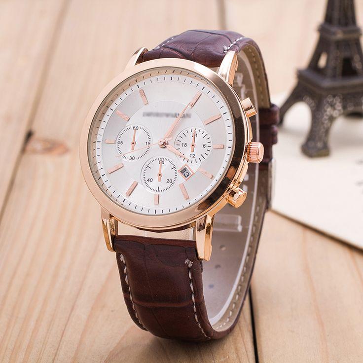Мужские Часы Часовой Моды Часы Женщины Сплава Стали ПУ Geniues Кожа Белый И Черный Большой Набор Busniess WristwatchChain наручные часы купить на AliExpress