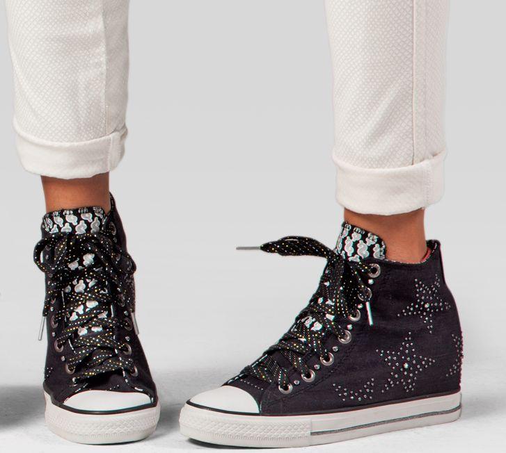 #RutaUrbana #Zapatillas #Skechers Wedge Sneakers #MefascinaRipley
