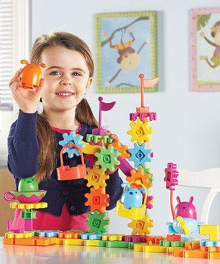 Gears! Gears! Gears!® Pet Play-Land Building Set