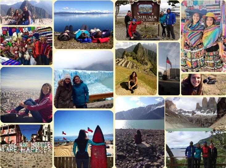 #BlogsUCV - Sara Peñarrocha, #AlumnaUCV del Grado en #Enfermería, resume en imágenes su experiencia #Mundus en #Chile durante el primer cuatrimestre del curso 15/16. #OutgoingUCV #UCVporlemundo