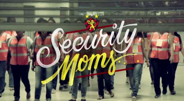 Ogilvy Brazil Had Moms Patrol a Sport Club Do Recife Match #commercials trendhunter.com