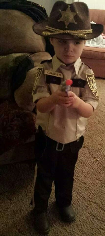 The Walking Dead Halloween Costume