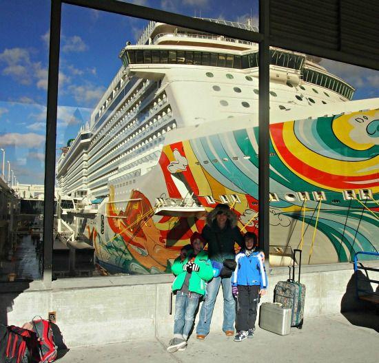 What's a Trans-Atlantic Cruise Like? Cruising with kids, across the Atlantic. Southampton to New York. http://worldtravelfamily.com