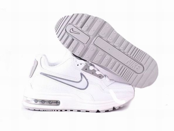 Nike Air Max Ltd 2 Womens Silver White I would really love to have this shoe