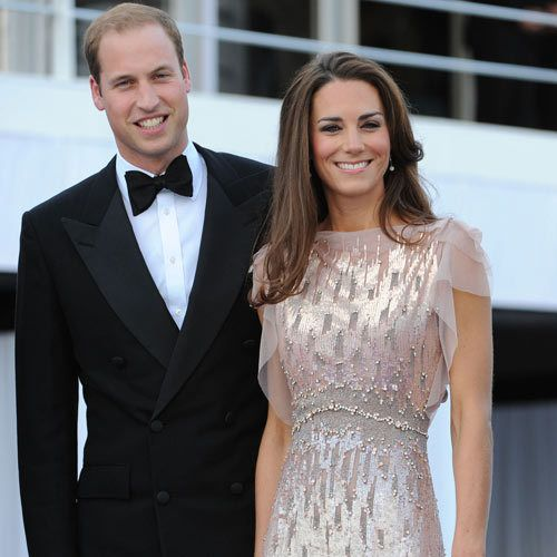 Kate wows again in sequined Jenny Packham gown - HELLO! Canada
