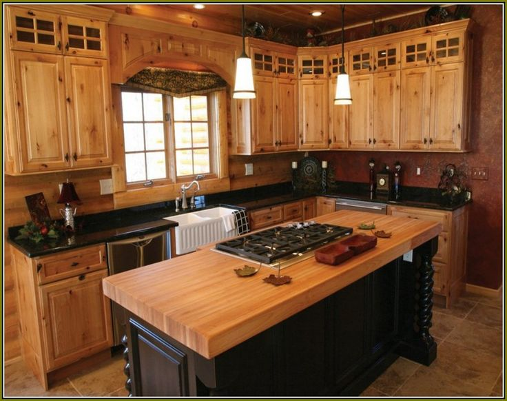 The 25 Best Pine Kitchen Cabinets Ideas On Pinterest