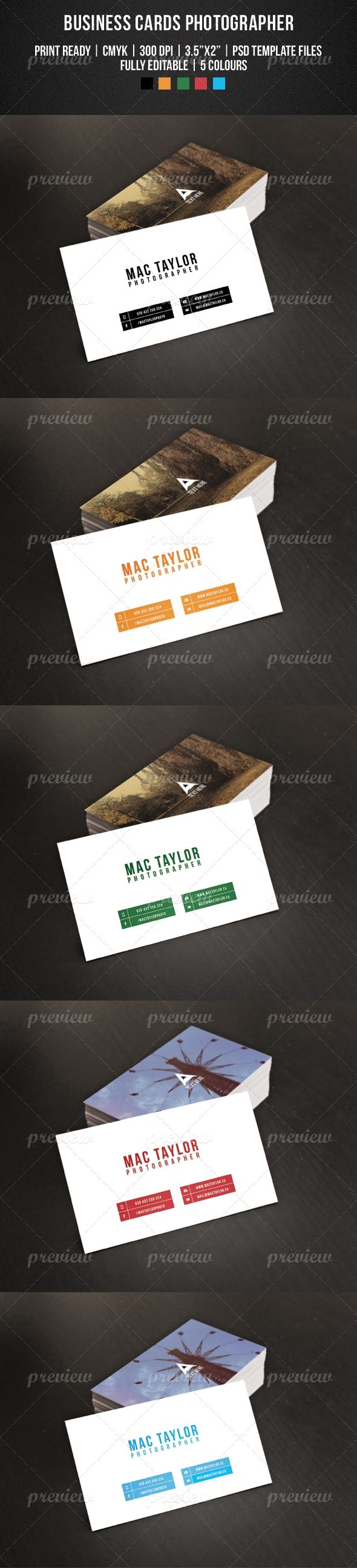 136 best business cards images on pinterest photographer business photographer business card reheart Image collections