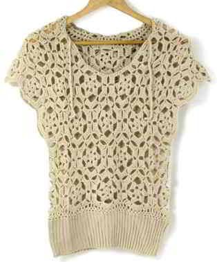 Free Crochet Patterns For Women s Clothing : free crochet patterns for womens clothes crocheted with ...