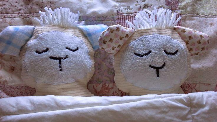 Doudou Les moutons du dodo de Souris Lune