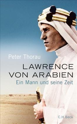 Cover des Buches 'Lawrence von Arabien'