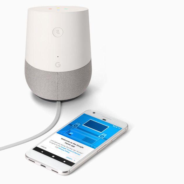 Le prochain Google Home fera aussi routeur Wi-Fi - http://www.frandroid.com/marques/google/421685_le-prochain-google-home-fera-aussi-routeur-wi-fi  #Google