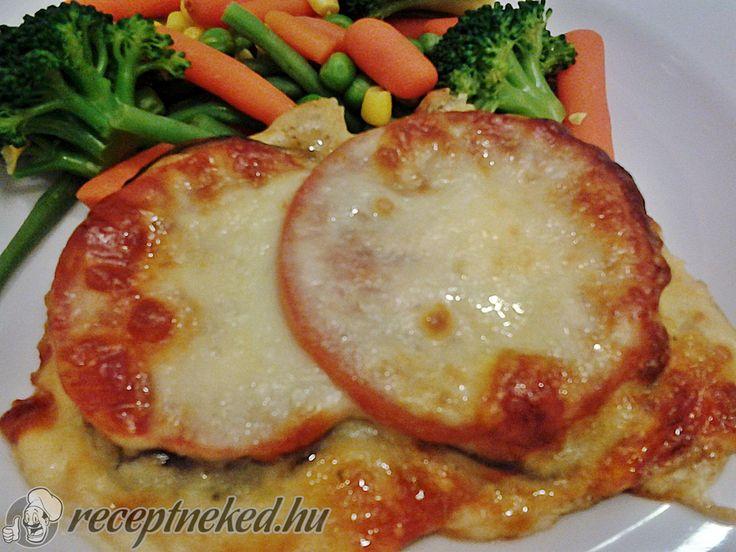 Kipróbált Padlizsános, paradicsomos csirkemell mozzarellával sütve recept egyenesen a Receptneked.hu gyűjteményéből. Küldte: Kautz Jozsef