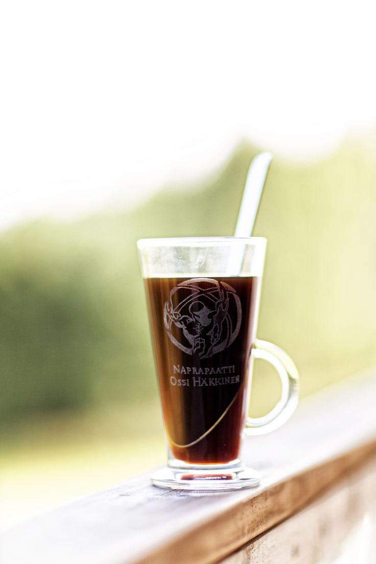 Kaipaako sun kahvikuppi myös omaa kaiverrusta? :) Toteutetaanko?