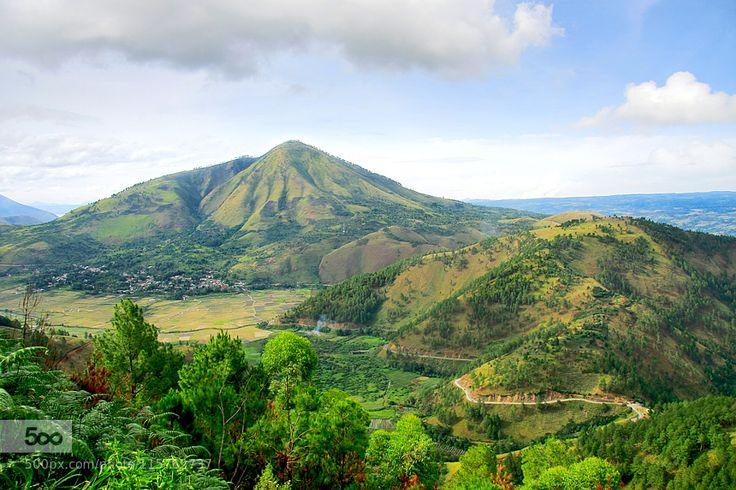 Pusuk Buhit Mountain by muhammad_buchari #landscape #travel