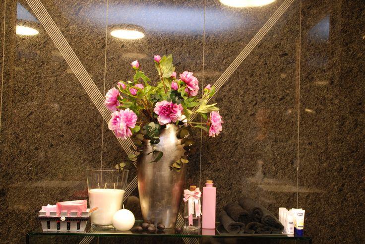 Decoracion Baño Boda:Detalles de #Boda #Decoración de Baños #Parador de #Cádiz #boda #