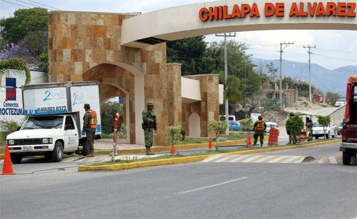 Abandonan cuatro cuerpos ejecutados en Chilapa, Guerrero - http://www.notimundo.com.mx/estados/abandonan-cuatro-cuerpos-chilapa/