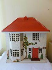 Vintage  TRIANG No. 50 Dolls House (Tri-ang)