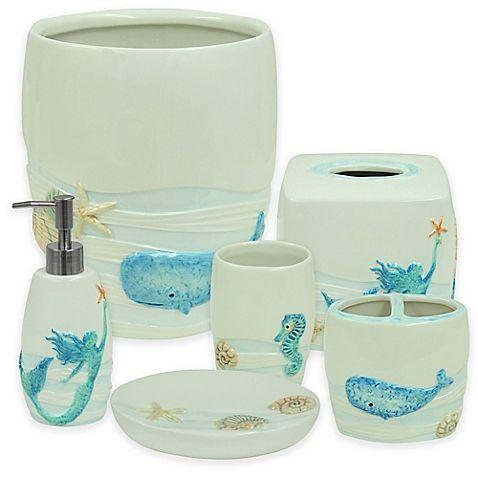 82 best Mermaid Bathroom images on Pinterest   Mermaid ...