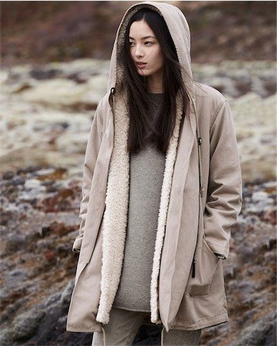 Product Image of Winter parka #MyPoetryFavourites and #PoetryFashion