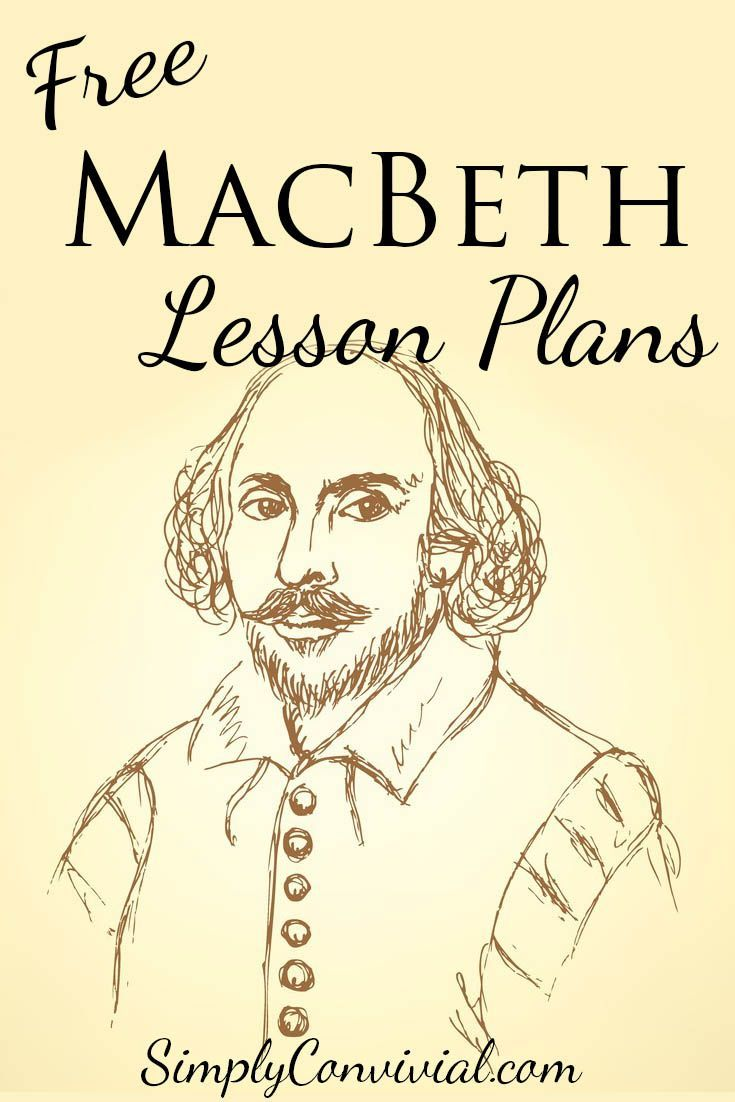 Macbeth Lesson Plans