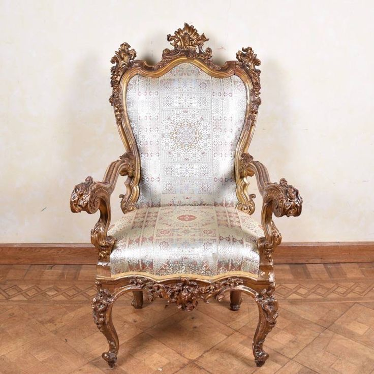 Important Italian Armchair - 18 Best Italian Antique Furniture Images On Pinterest Antique