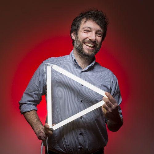 Paolo Festa (Scenography & Installation Head Designer)