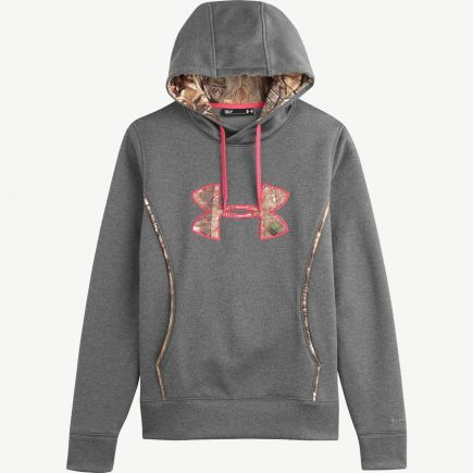 #New Women's Under Armour Carbon Storm Hoodie in #Realtreecamo