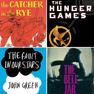 When Holden Met Katniss: The 40 Best YA Novels (according to Rolling Stone). Some great stuff in here!