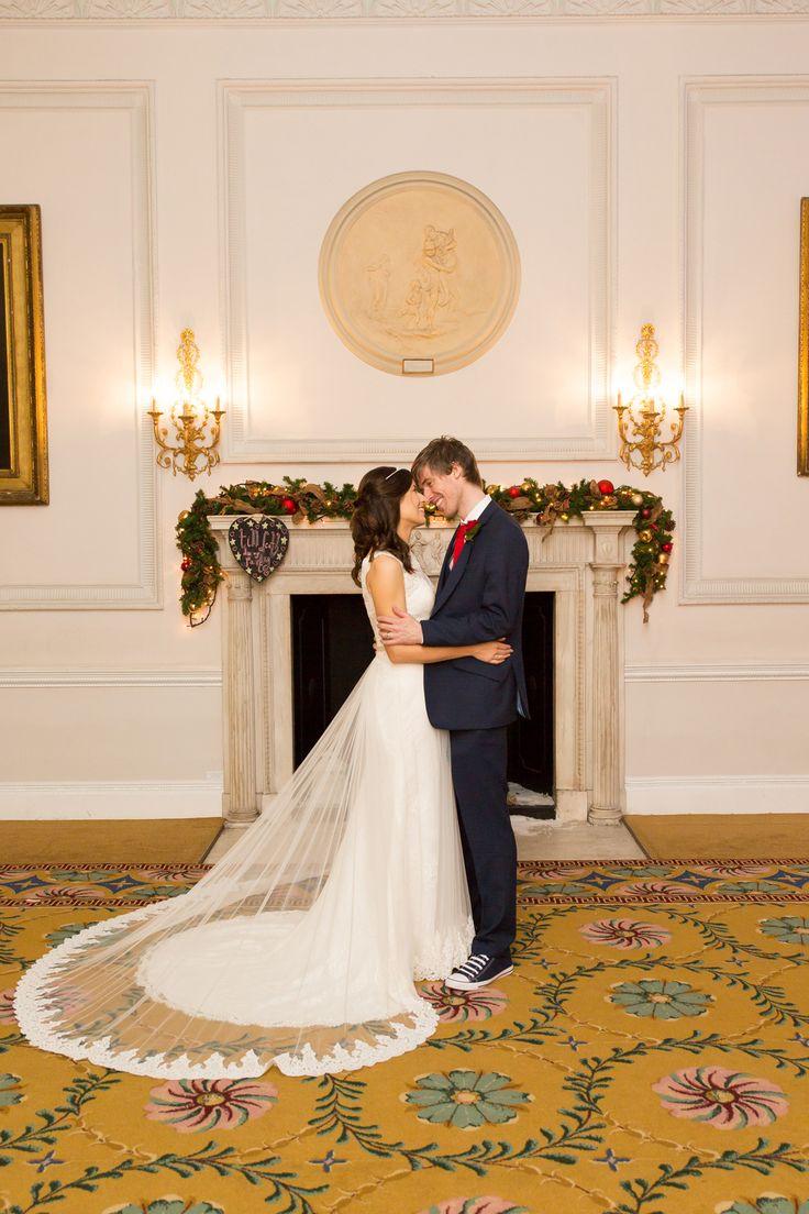 Our Christmas Wedding Chandos House, London