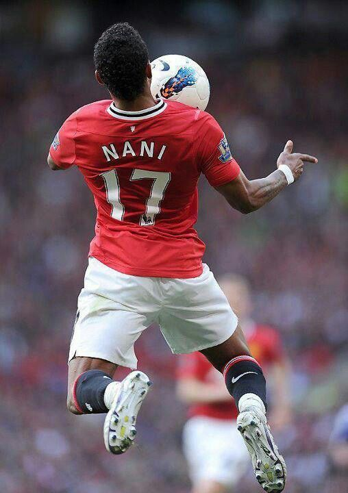 Luis Nani #17 the most inconsistent player