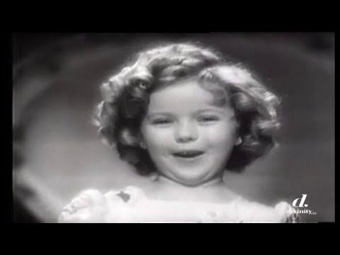 Documental: Shirley Temple biografía (Biography) - YouTube