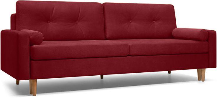 Диван Белфаст Velvet Crimson  29 000 руб