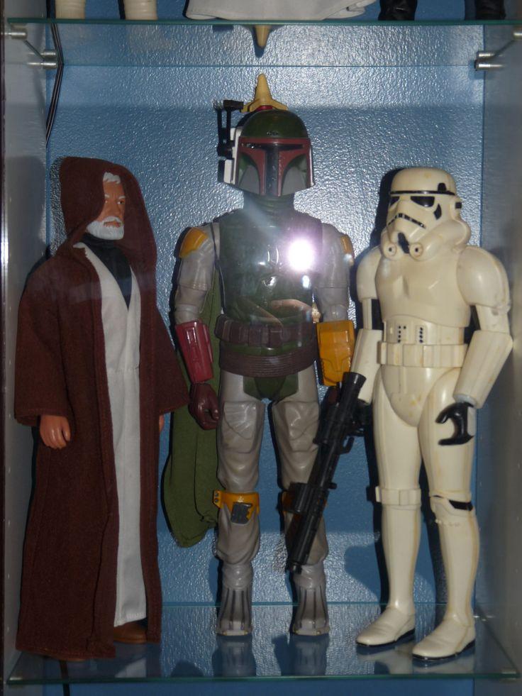 https://flic.kr/p/LxCdNM   Vintage Kenner Large Size Ben Kenobi, Boba Fett & Stormtrooper Figures