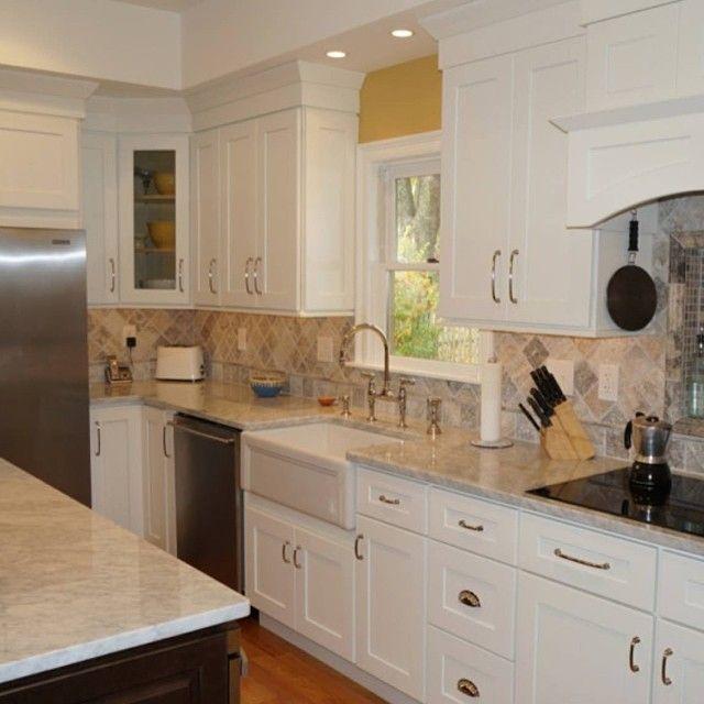 Tumbled Stone Backsplash Kitchen 48 best home reno ideas images on pinterest | kitchen backsplash