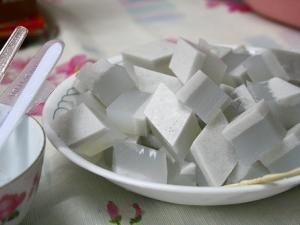 Recette asiatique lait de coco