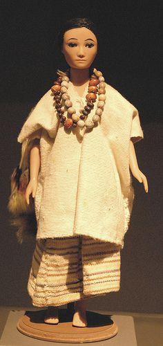Lacandon Maya Doll | por Teyacapan