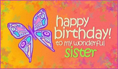 happy birthday to sister funny | OXSTYLE: birthday-to-my-sister